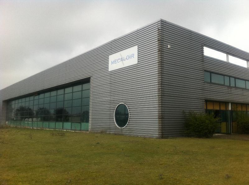 Location Local d'activités / Entrepôt Châteaudun 0