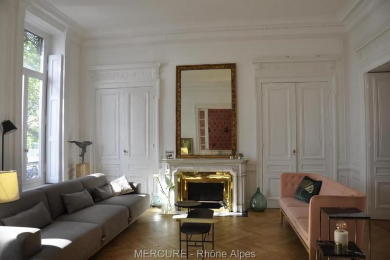 Deluxe sale apartment Lyon 2ème 1195000€ - Picture 1