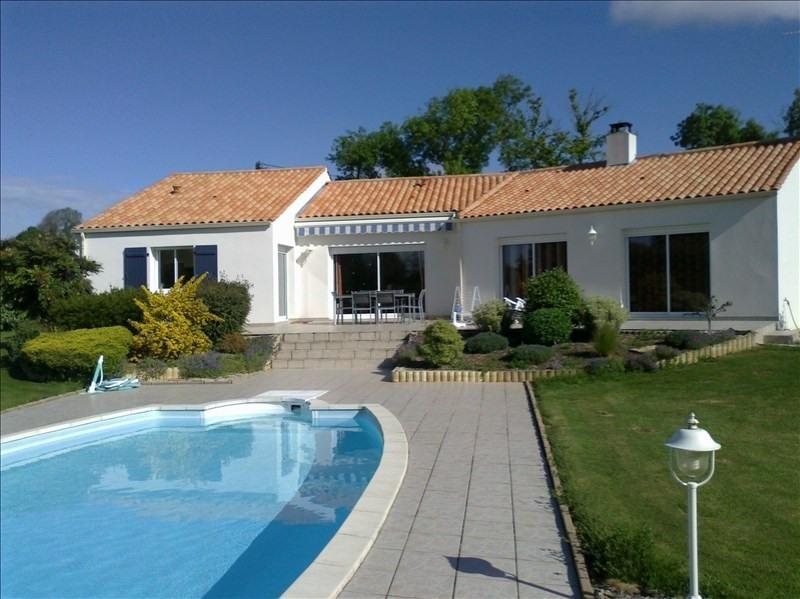 Vente maison / villa Jard sur mer 399000€ - Photo 1