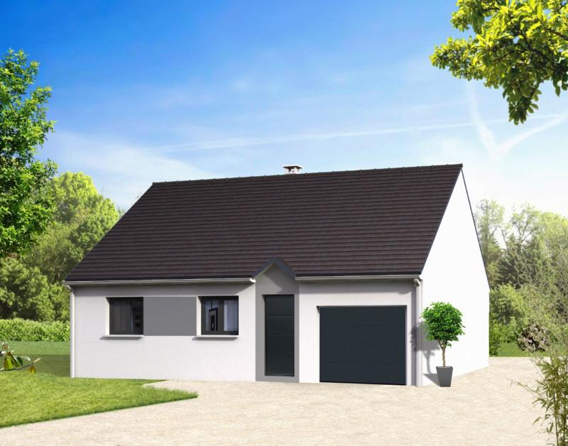 """Modèle de maison  """"Modèle de maison 4 pièces"""" à partir de 4 pièces Val-de-Marne par MIKIT"""