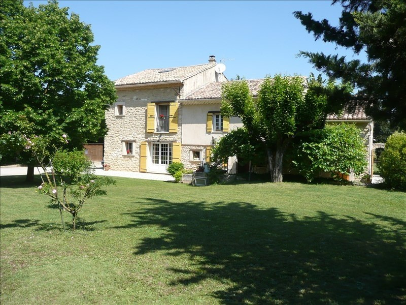 Immobile residenziali di prestigio casa Loriol du comtat 619000€ - Fotografia 1