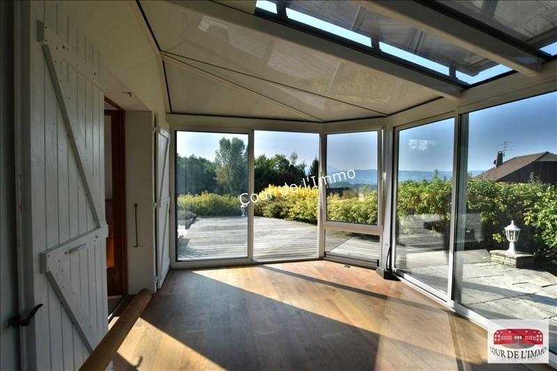 Sale house / villa Lucinges 475000€ - Picture 1