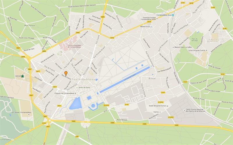 Rental apartment Fontainebleau 1000€ CC - Picture 21