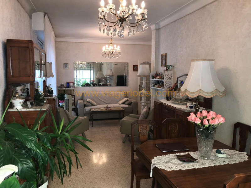 Life annuity apartment Nice 83 000€ - Picture 8