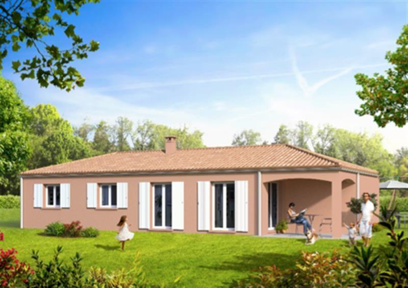 """Modèle de maison  """"Modèle de maison JOANIE à partir de 5 pièces"""" à partir de 5 pièces Haut-Rhin par MIKIT"""