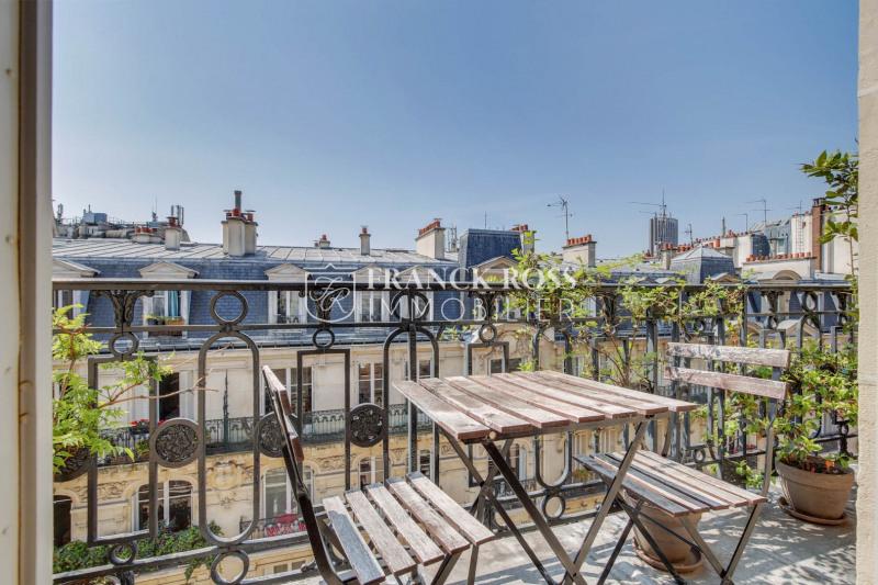 Rental apartment Paris 17ème 6000€ CC - Picture 3