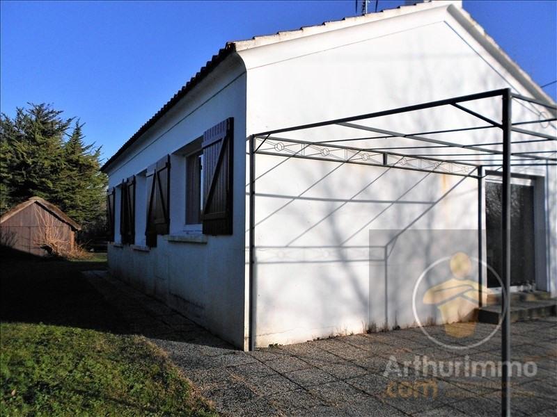 Vente maison / villa St jean de monts 133000€ - Photo 1
