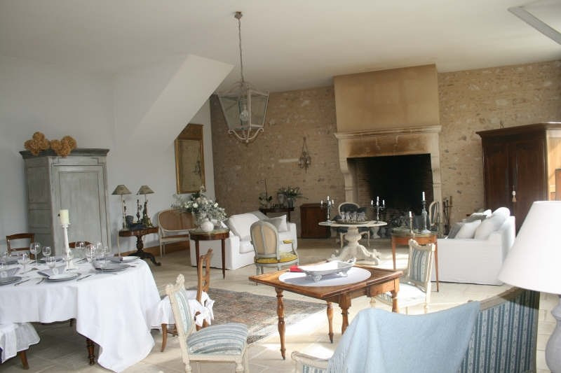 Deluxe sale house / villa Migne auxances 565 000€ - Picture 4