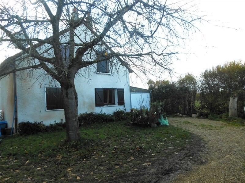 Rental house / villa Brie comte robert 1169€ CC - Picture 2