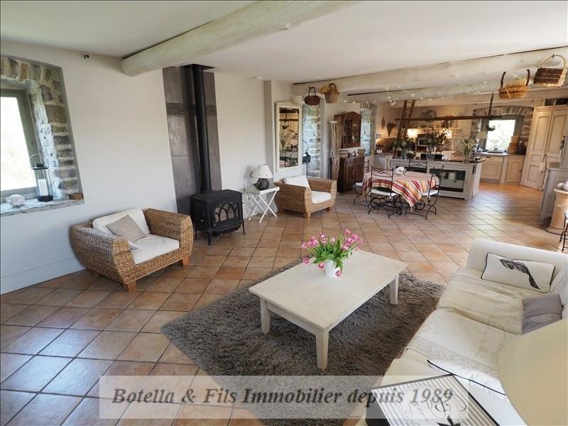Immobile residenziali di prestigio casa Les vans 599000€ - Fotografia 4