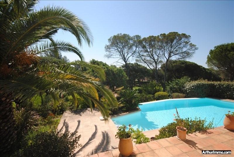Deluxe sale house / villa St raphael 749000€ - Picture 1