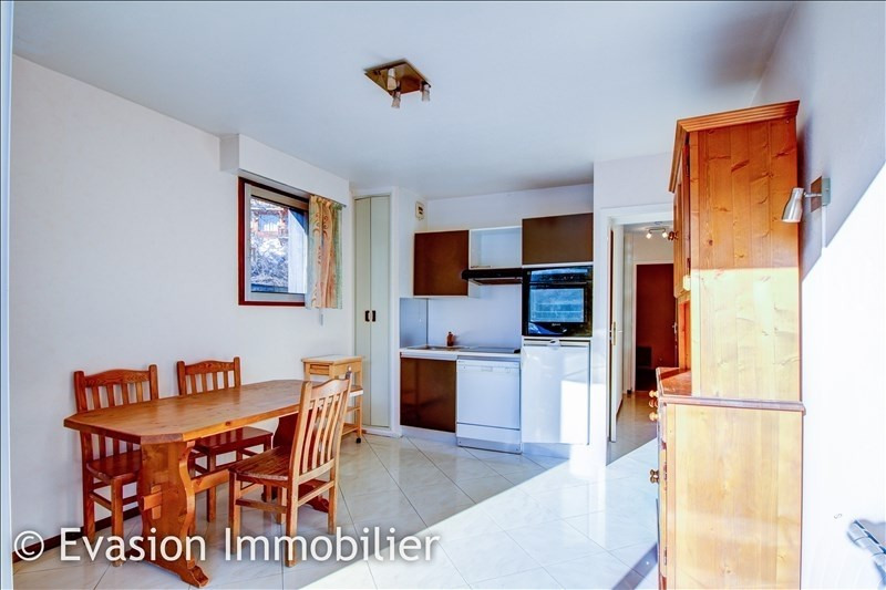 Vente appartement Saint gervais les bains 184 000€ - Photo 2