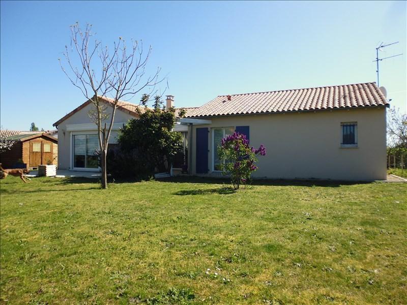 Vente maison / villa Poitiers 229500€ - Photo 1