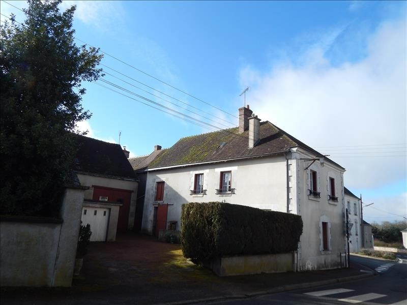 Sale house / villa Vendome 99000€ - Picture 1