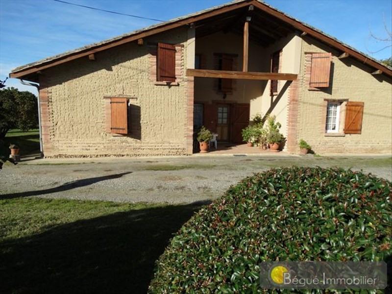 Vente de prestige maison / villa 15 mns mondonville 628000€ - Photo 1