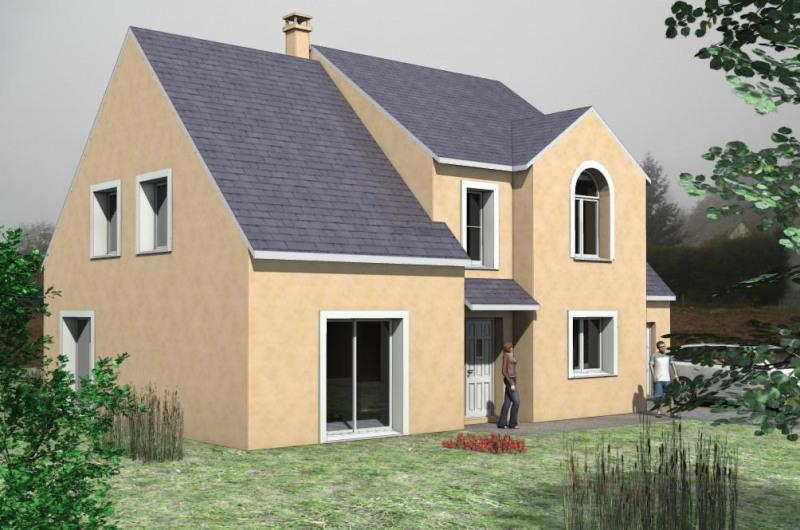 Maison  6 pièces + Terrain 528 m² Villemeux-sur-Eure par MAISONS ELISA