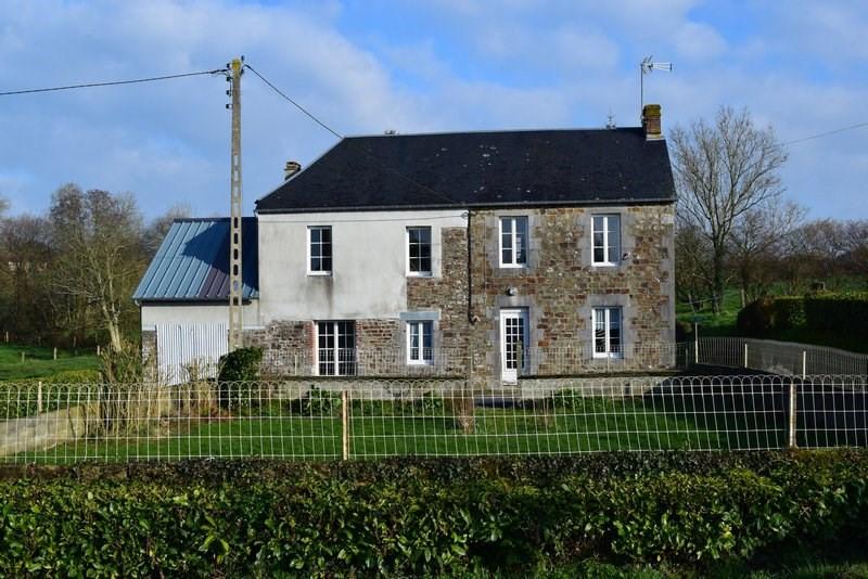 Verkoop  huis Roncey 86000€ - Foto 1