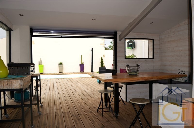 Sale house / villa La jarrie 375000€ - Picture 3