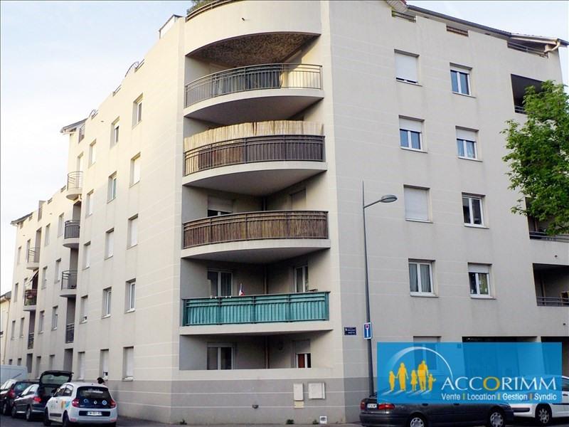 Produit d'investissement appartement Villeurbanne 96000€ - Photo 1
