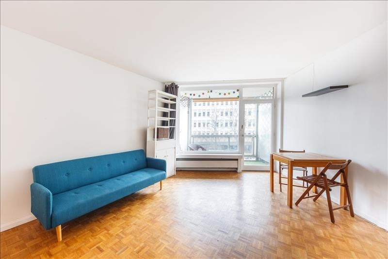 Revenda apartamento Paris 15ème 335000€ - Fotografia 1