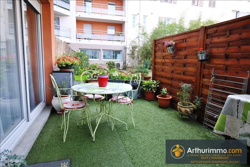 Sale apartment Bourgoin jallieu 162000€ - Picture 1