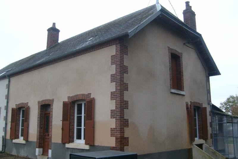 Sale house / villa Henrichemont 89000€ - Picture 1