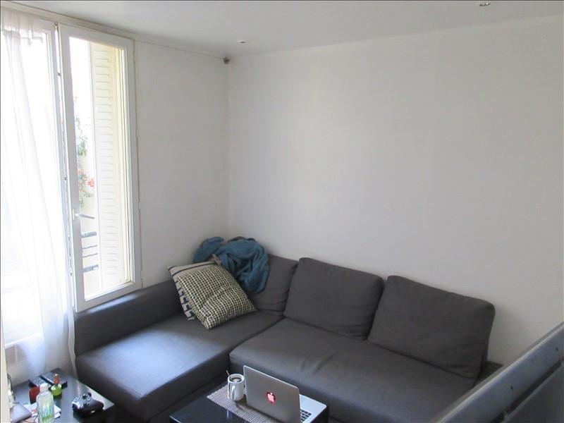Sale apartment Paris 20ème 249000€ - Picture 1