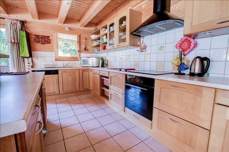 Verkoop van prestige  huis La cote d arbroz 950000€ - Foto 6