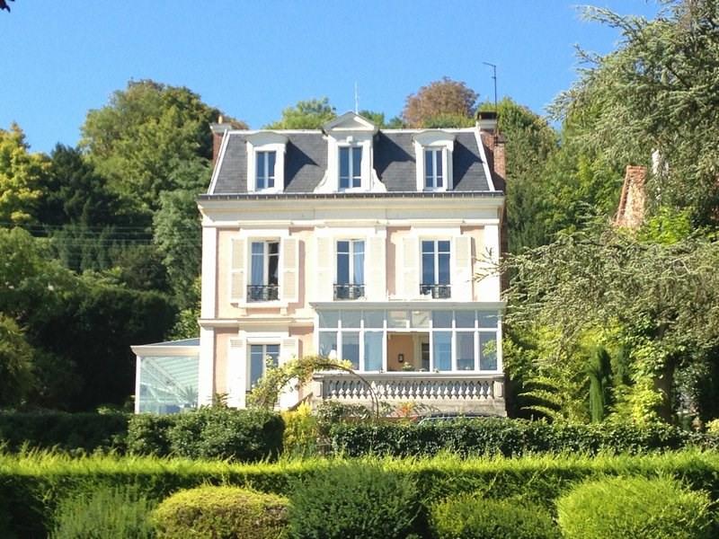Immobile residenziali di prestigio casa Villennes sur seine 1490000€ - Fotografia 1