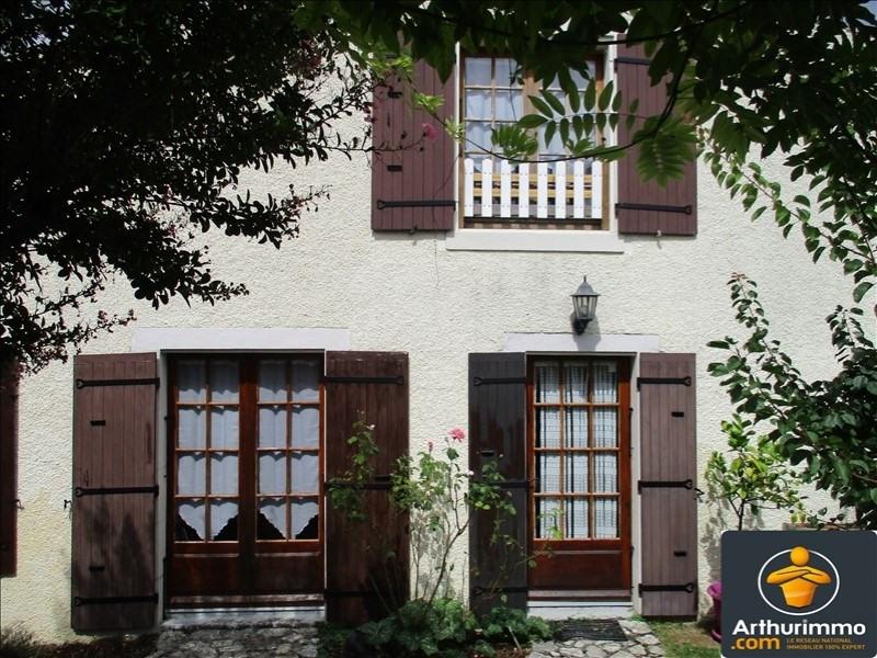 Sale house / villa Aulnay 205725€ - Picture 1