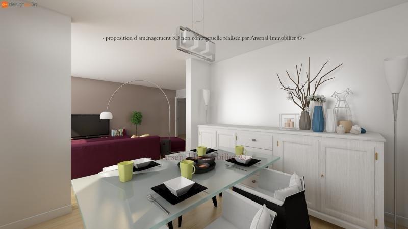 Sale apartment Metz 125900€ - Picture 6