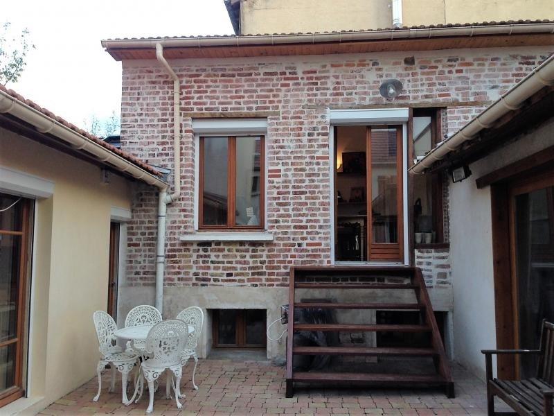 Sale house / villa Gennevilliers 483000€ - Picture 1