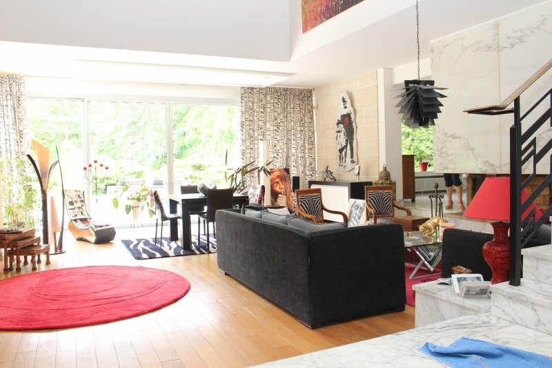 Deluxe sale house / villa Lamorlaye 885000€ - Picture 1