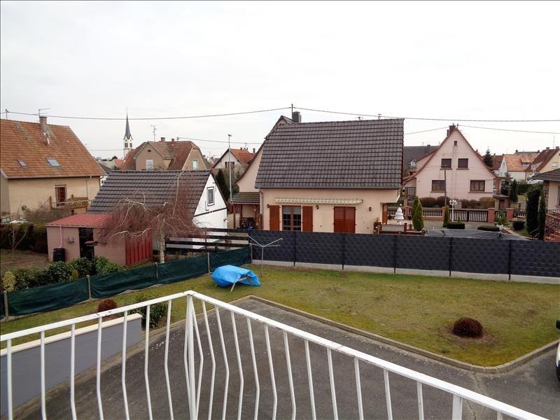 Verhuren  appartement Kaltenhouse 475€ CC - Foto 1