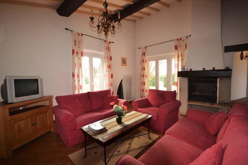 Venta de prestigio  casa Gordes 555000€ - Fotografía 3