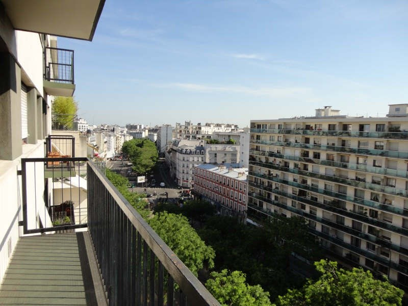 Sale apartment Paris 20ème 695 000€ - Picture 2