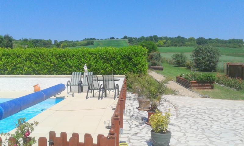 Vente maison / villa Marcillac lanville 224700€ - Photo 6
