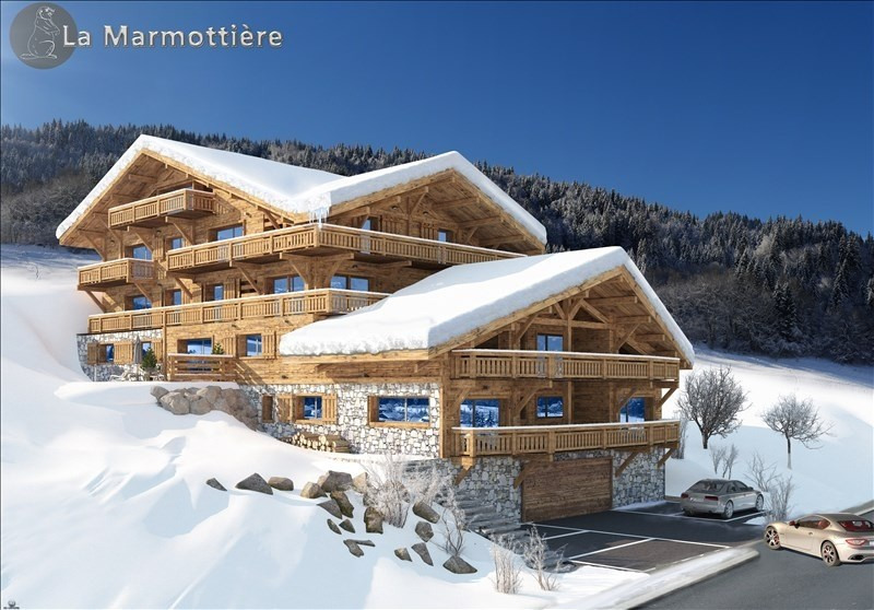 Deluxe sale apartment Morzine 920 000€ - Picture 1