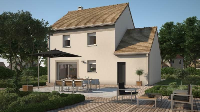 Maison  6 pièces + Terrain 300 m² Dammarie-les-Lys par MAISONS FRANCE CONFORT