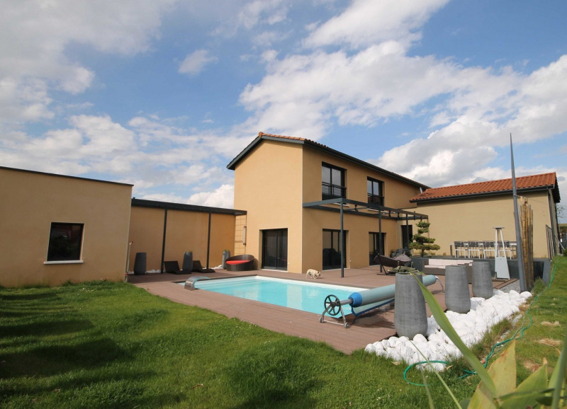 Vente de prestige maison / villa Sathonay village 795 000€ - Photo 1