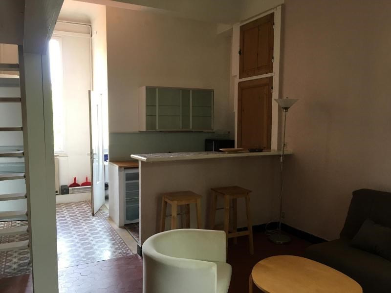 Rental apartment Aix en provence 580€ CC - Picture 2