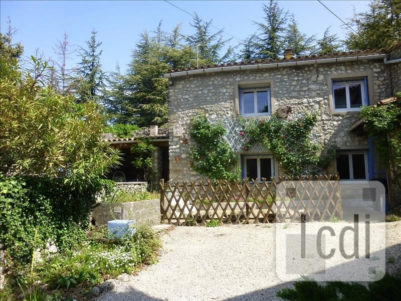 Vente maison / villa Allan 315000€ - Photo 5