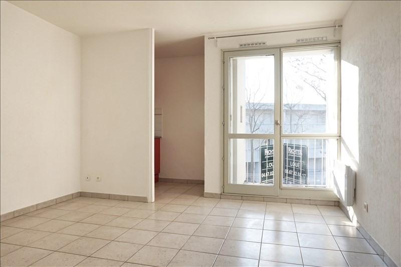 Affitto appartamento Montpellier 412€ CC - Fotografia 2