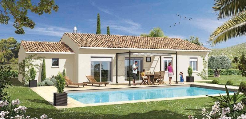 Maison  4 pièces + Terrain 540 m² Draguignan (83300) par SARL MAISONS AVENIR TRADITION