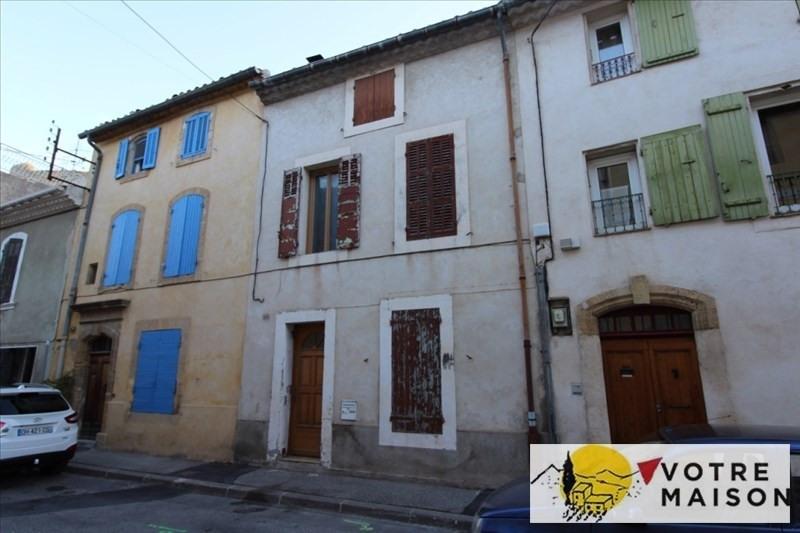 Viager maison / villa St chamas 169000€ - Photo 1