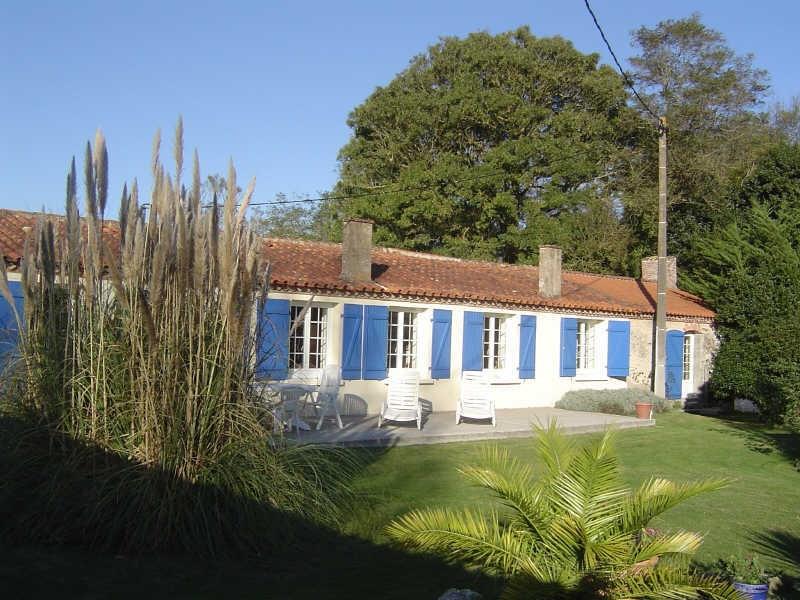 Vente maison / villa Talmont-saint-hilaire 264800€ - Photo 1
