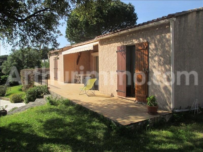 Vente de prestige maison / villa Le lavandou 690000€ - Photo 1