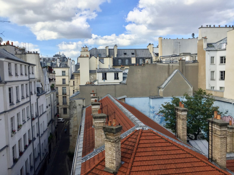 Sale apartment Paris 1er 499 000€ - Picture 11