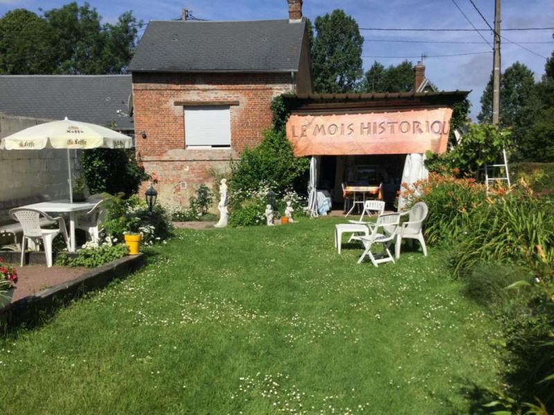 Vente maison / villa Orbec 112000€ - Photo 8