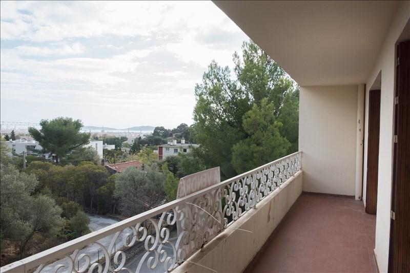Vendita appartamento Toulon 150000€ - Fotografia 1